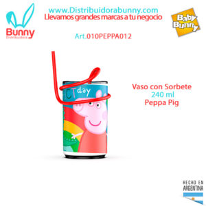 VASO JUNIOR PEPPA PIG