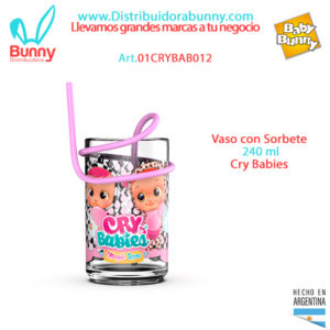 VASO JUNIOR CRY BABIES