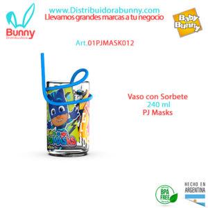 VASO JUNIOR PJ MASK bel gioco