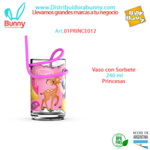 VASO JUNIOR PRINCESAS disney bel gioco