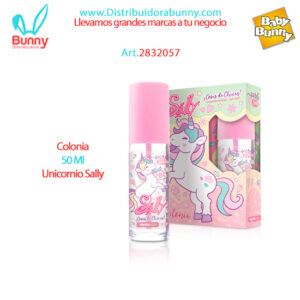 Colonia 50 Ml Unicornio Sally algabo