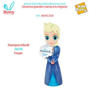Shampoo Infantil 300 Ml Frozen algabo